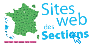 Site web des sections